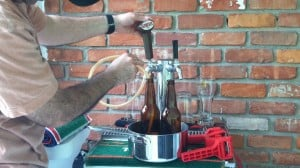 Bottling from Keg