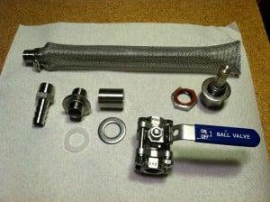 Kettle Build Parts