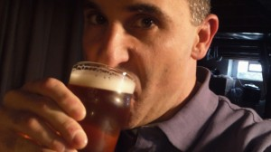 Tasting Stans Pale Ale